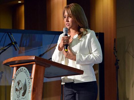 Guatemala First Lady Patricia Morales