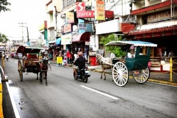 A Pampanga street by day.