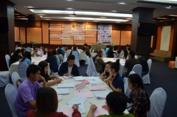 IJM hosted a series of three-day workshops for officials in four different districts.