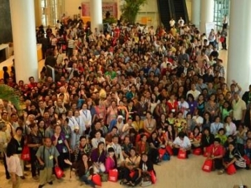 More than 600 people attended the Freedom Forum, an interfaith gathering hosted by IJM and the three largest church councils in the Philippines.