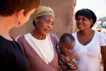 IJM Zambia stood up for Grace in court and counseled her through the trauma she faced.