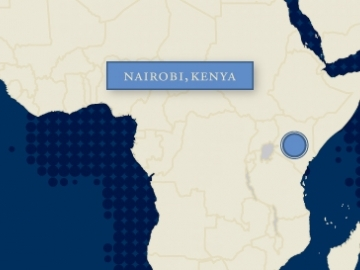 IJM worked with Kenyan police to find and arrest a school guard who raped 9-year-old Nasimiyu.