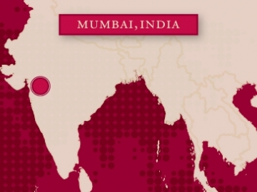 IJM helped two police units rescue the girls from a place several hours outside Mumbai.