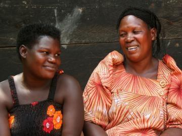 IJM Uganda helped Rose and Namusisi reclaim their home – and their future