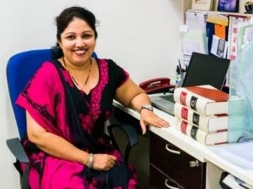 IJM Mumbai lawyer Renita Menezes worked diligently on this case for years.