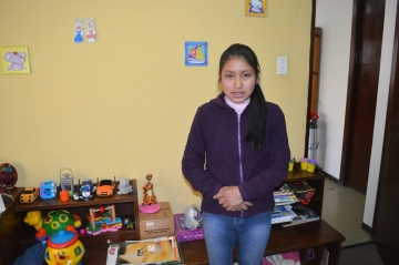 Sandra is now 15 and has completed therapy with IJM.