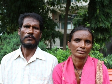 The Singh's were slaves for twenty years. Last week, they shared their stories with Indian media in hopes that thousands more will be freed.