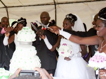 Formalizing marriages in Uganda is one way women and children can secure rights to their homes and livelihood.