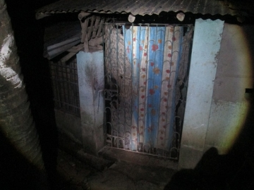 Inside this brothel, girls and women were found hiding underneath beds. Now they are free.