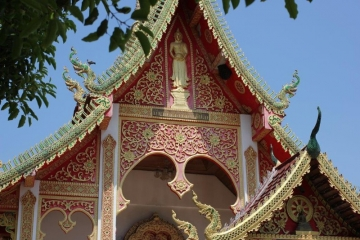 One of the temples where boys were sexually abused.