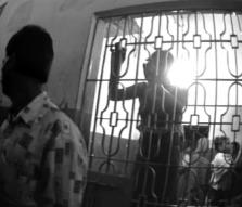 Inside one of Nakul Bera's notorious brothels.