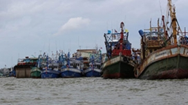 Traffickers use deception, threats or violence to trap people in forced labor slavery. In Southeast Asia, men are frequently trafficked across borders and trapped on fishing or shrimp vessels.